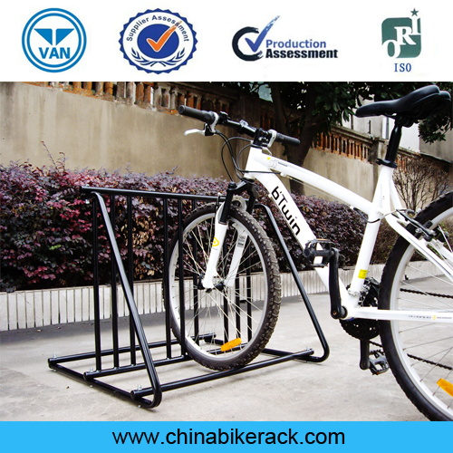 Indoor And Outdoor Front Bike Rack