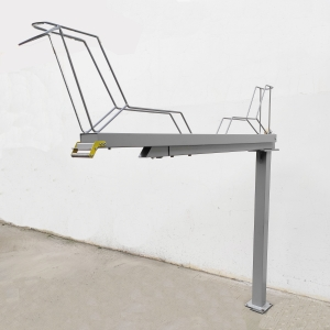 Bicycle Accessories China Manufacturer Storage Rack Two Tier Bike Rack