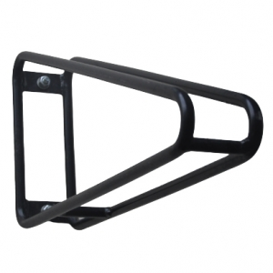 Black Powder Coating Commercial Space Saving Best Bike Rack Wall Wount