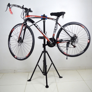 Cheap Bicycle Accessories 2 Holders Multifunctional Bicycle Repair Stands