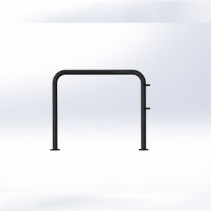 China factory stainless steel U Bike  rack