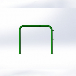 China wall mounted bike rack supplier