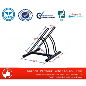 Floor Standing Bicycle Racks