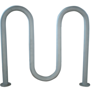 popular sell hot-galvanized bicycle rack