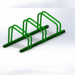 powder coated china bicycle rack supplier manufacturer