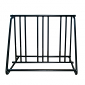 China 2021 Hot Sale Black Galvanized Industrial Bike Rack factory