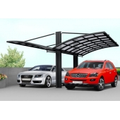 China Alloy Aluminum Household Car Parking Shelter factory