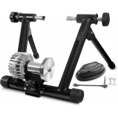 China Apartment China Manufacturer Black Single Indoor Exercise Balance Bike Stand factory