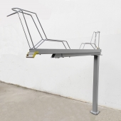 Chine Bicycle Accessories China Manufacturer Storage Rack Two Tier Bike Rack usine