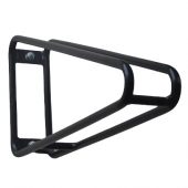 China Black Powder Coating Commercial Space Saving Best Bike Rack Wall Wount factory