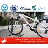 China Black Power Indoor Bike Rack Coated-Fabrik