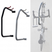 China Customized Bicycle Parking Rack Indoor Bike Rack Garage Wall Mount factory