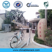 China Double Deck Bike Rack factory