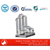 China Durable Anti-Rust Multiple Outdoor Bike Rack/Bicycle Storage factory