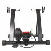 China High Quality Black Wholesale Magnetic Bike Trainer factory