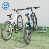 Chine Hot Sell Floor Type Durable Metal Outdoor Splendor Bike Centre Stand usine