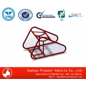 China Simple Type Double Decker Bicycle Rack factory