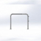 China Steady wall mounted bicycle stand factory