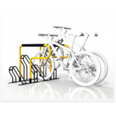 China parking 6 bikes bike rack China bike rack manufacturer factory