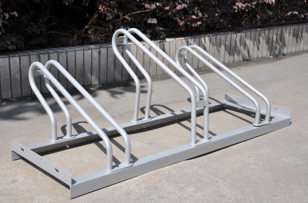 Durable anti rust multiple outdoor bike rack bicycle storage Outdoor bicycle