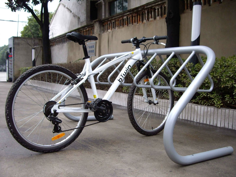 Image gallery outdoor bike racks Outdoor bicycle