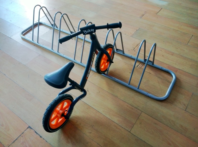 Portable Bike Display Stand Removable Bike Rack